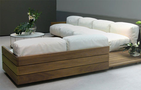 The Pallet Sofa by Piero Lissoni for Matteograssi2