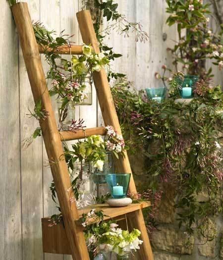 Ladder-Garden